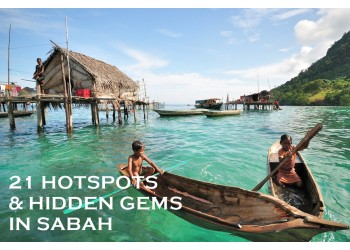 21 Sabah Hotspots and Hidden Gems - Amazing Borneo Tours