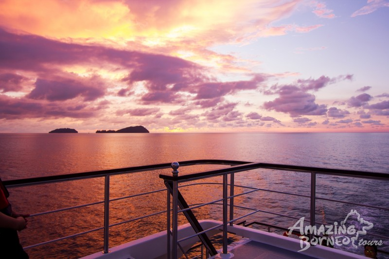 Chasing Sunsets: SeaTango vs. North Borneo Cruises