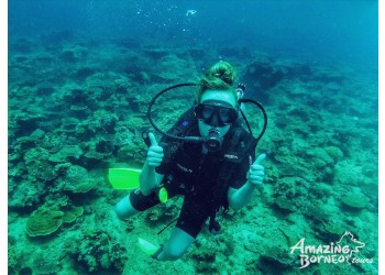 Switching From Snorkels To An Oxygen Tank | DISCOVER SCUBA DIVING
