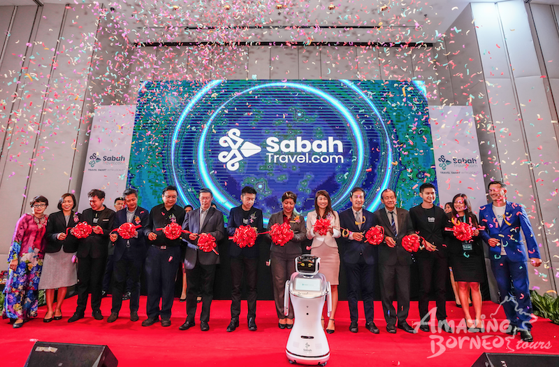 The Official Launch Event of SabahTravel.com