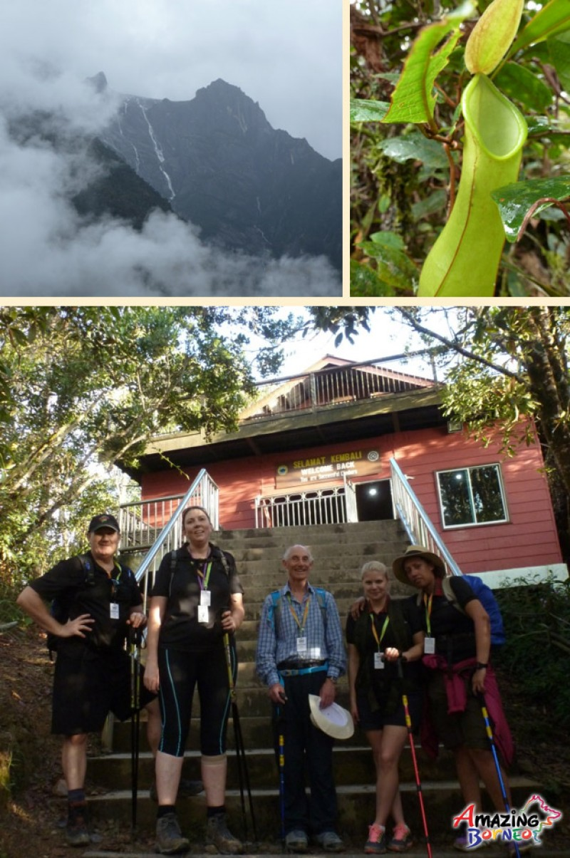 Mount Kinabalu Fast Track - 1 Day Non-summit Climb