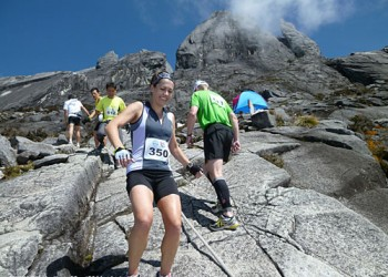 30th Mt. Kinabalu International Climbathon