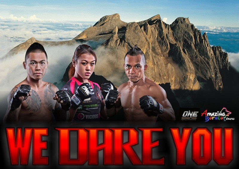 A Sabahan MMA Fighter's Challenge - We Dare You