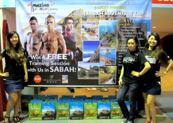 Sabah Adventure with our Champions: 8-11 Dec 2014