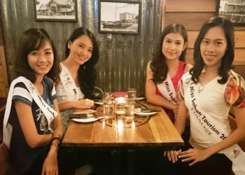 Up Close And Personal With Miss Sabah Tourism 2015 Contestants